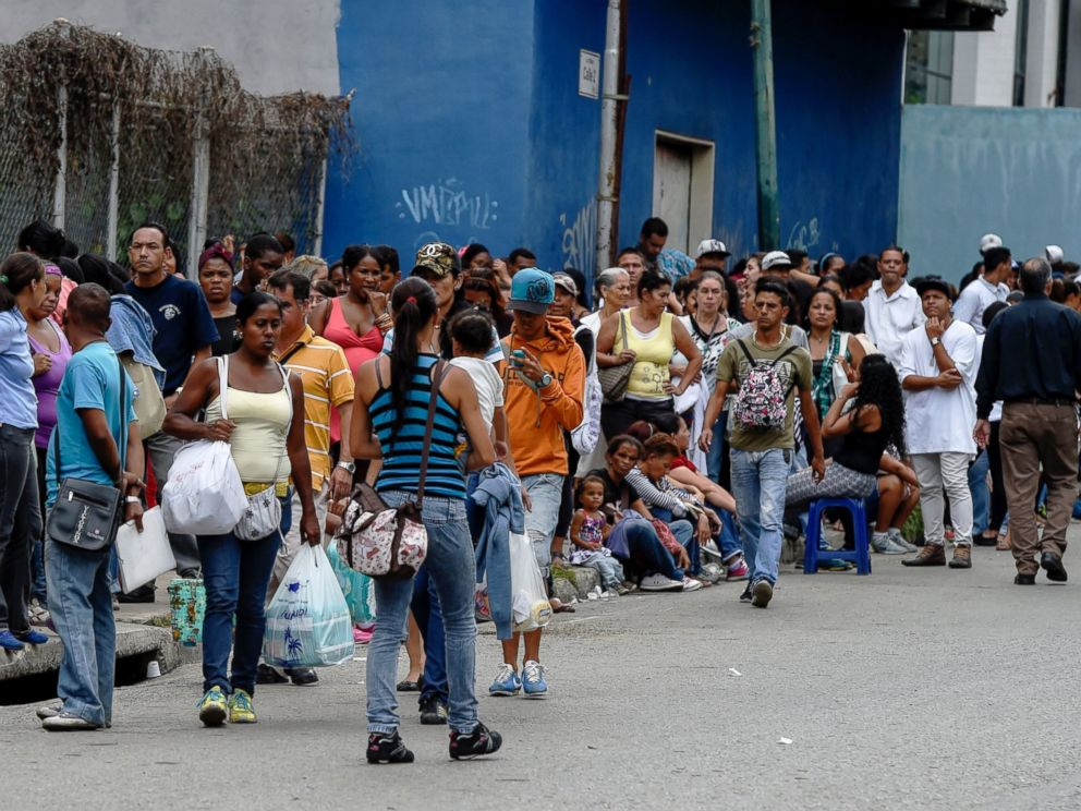 Venezuela in Crisis: Rampant Shortages Leave Country in ...