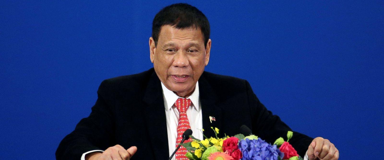 Philippines President Rodrigo Duterte Promises to Resign If Someone Proves God Is Real