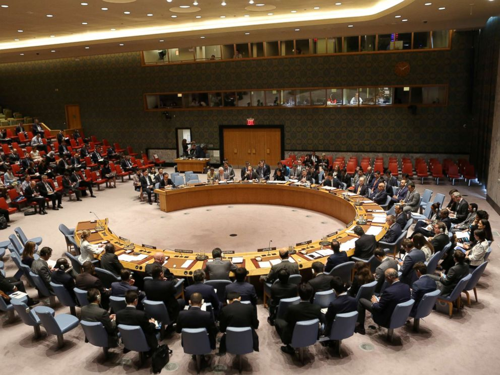 Nikki Haley to UN on North Korea's nuclear program ...