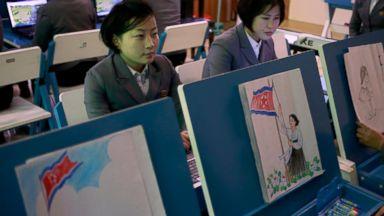 North Korea pushing flag at center of new loyalty campaign