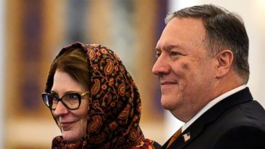 Pompeo takes US anti-Iran message to Gulf Arab states