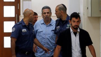 Ex-Israeli minister charged of Iran spying to serve 11 years