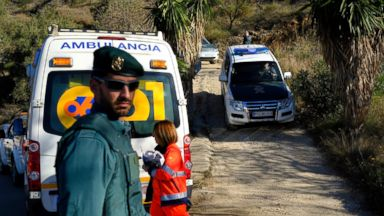Spanish rescuers bore tunnel in frantic search for toddler