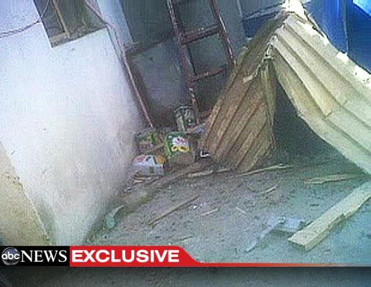 EXCLUSIVE: Inside the Compound Where Bin Laden Was Killed