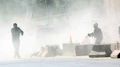 ISIS claims responsibility for Kabul suicide bombing that killed 25, including 9 journalists