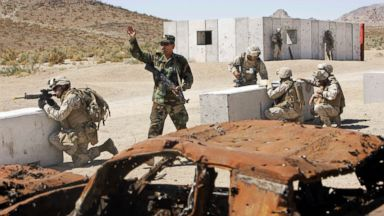 Afghan soldiers in US for training are going AWOL