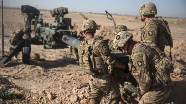 US service member killed during operations in Afghanistan