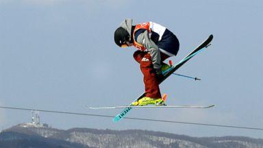 US takes gold, silver in men's ski halfpipe as David Wise defends Sochi win