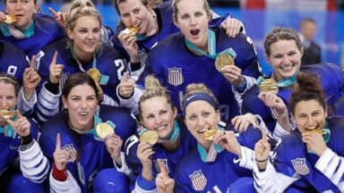 Girl power driving US women to historic success at Winter Olympics