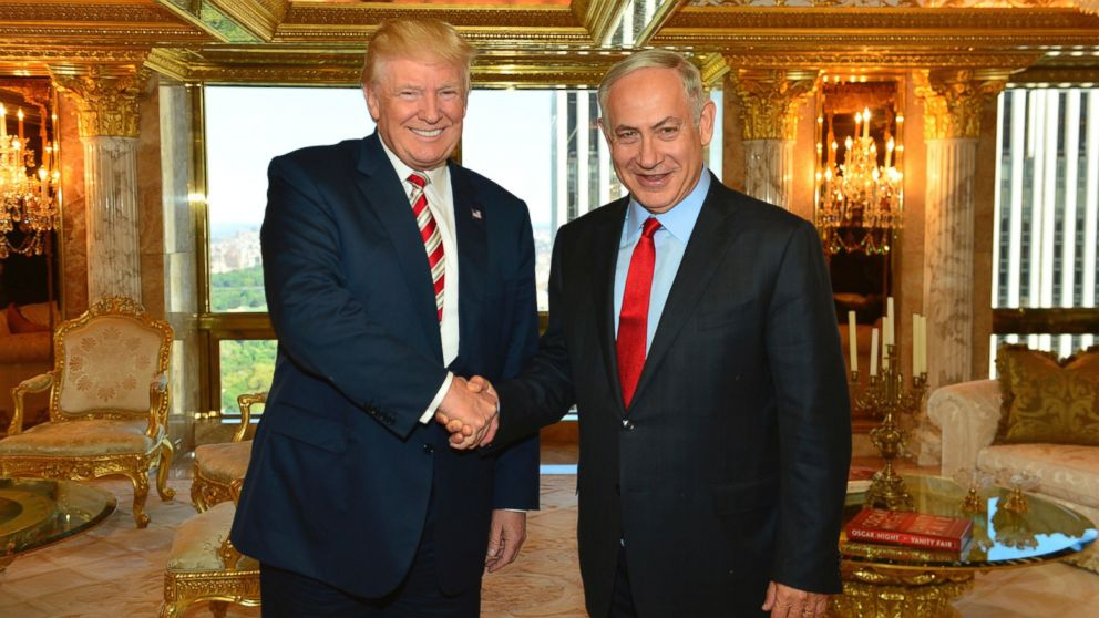 4 themes to watch as Trump hosts Netanyahu