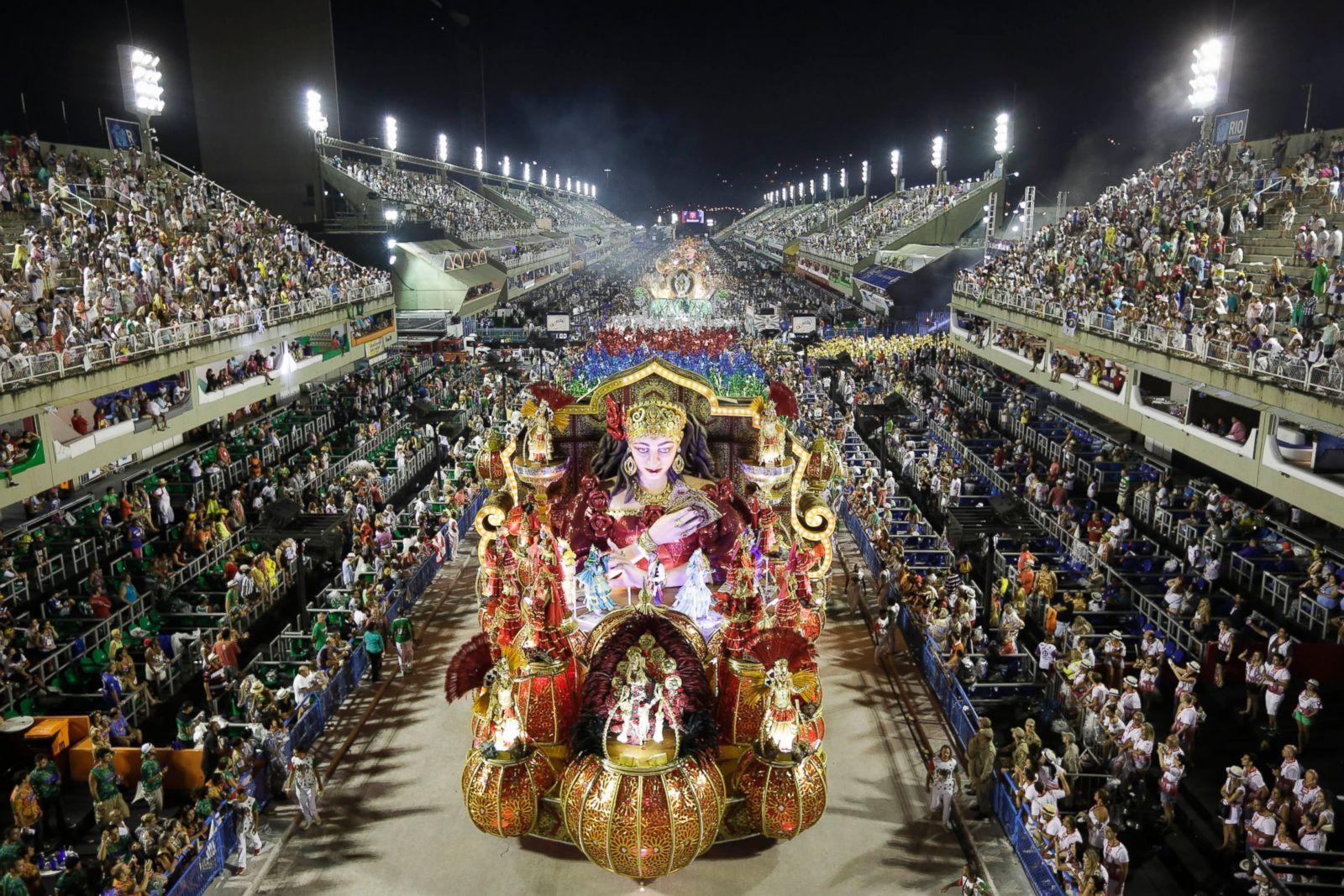 samba carnival 2016 video