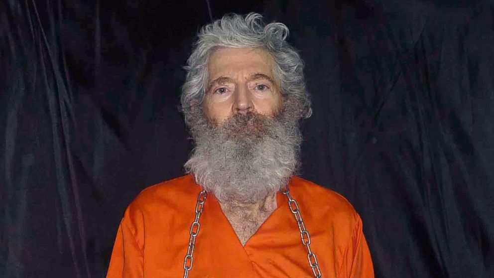 levinson robert iran fbi agent cia prisoner missing american spy iranian former ex held bob retired release years hostage jewish