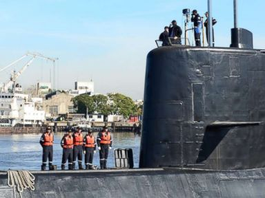 US deploying assets to help rescue missing Argentine submarine - FAN