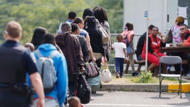 Canada sees influx of Nigerian asylum seekers crossing border from US