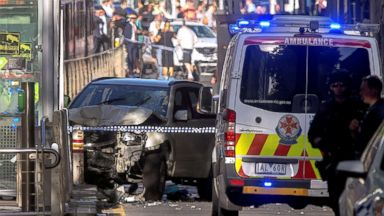 Suspect in Australian car ramming 'spoke about voices': Authorities