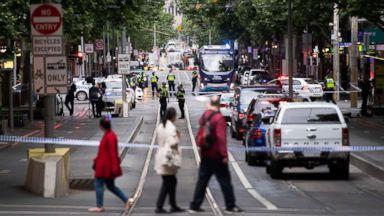 Police kill 'terrorism' suspect after stabbing spree in Melbourne