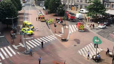 Belgium attacker stabs 2 cops in Liege, shoots them with their own guns