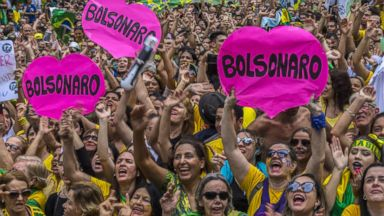 In Brazilian presidential elections, Trump-like candidate gets women's votes