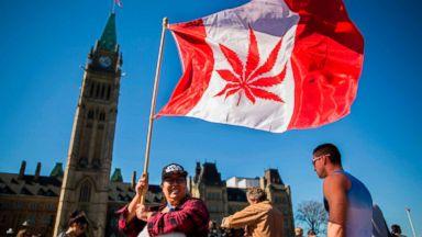 Canada legalizes recreational marijuana after Senate passes 'historic' legislation