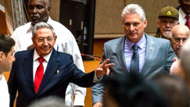 What you need to know about Cuba's new president, Miguel Diaz-Canel, as Raul Castro steps down