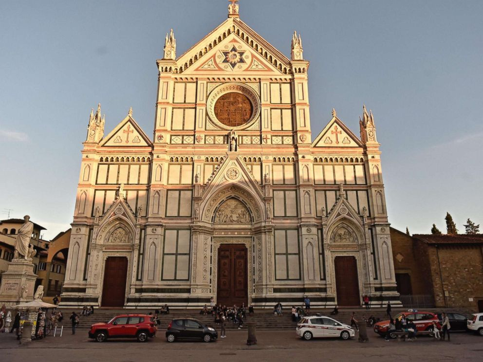 Italian Florence: Tourist Killed In Famous Italian Church After Piece Of