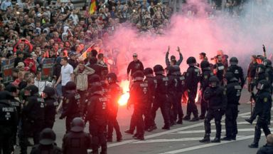 Tensions high in Germany where far-right protests on Thursday will be met with counter-demonstrations