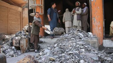 With large-scale attacks, is the Taliban experiencing a resurgence?