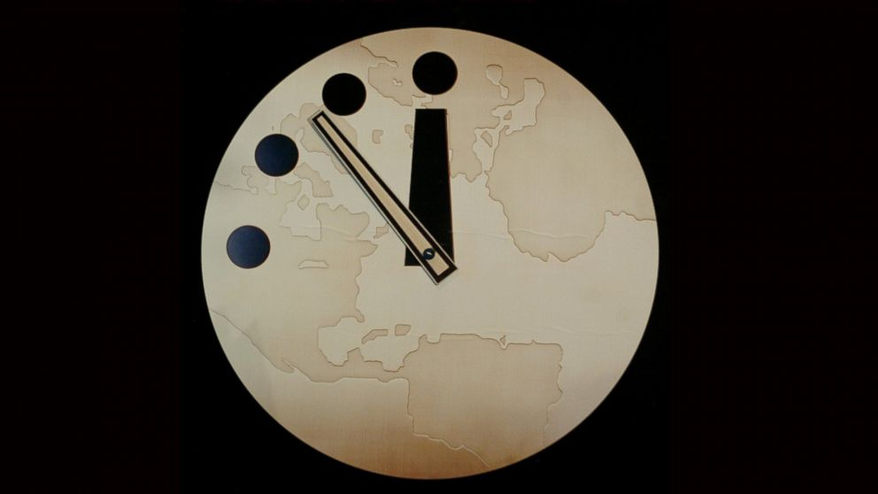 doomsday clock - photo #8