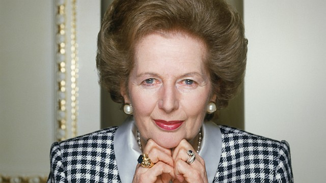 Margaret Thatcher, Britain's Iron Lady, Dead at 87 - ABC News