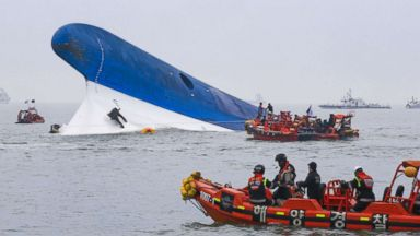 South Korean government, shipping company ordered to pay compensation for 2014 Sewol ferry disaster that killed 304