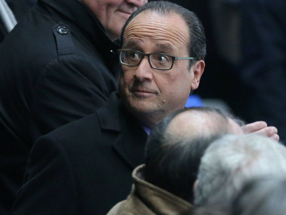 Francois Illas New Tradition: The Chilling Moment France's President Learned Of The