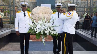 Haiti commemorates 8th anniversary of devastating quake