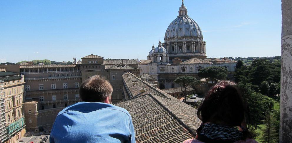Secret Rooms Passageways Erotic Frescoes Of The Vatican