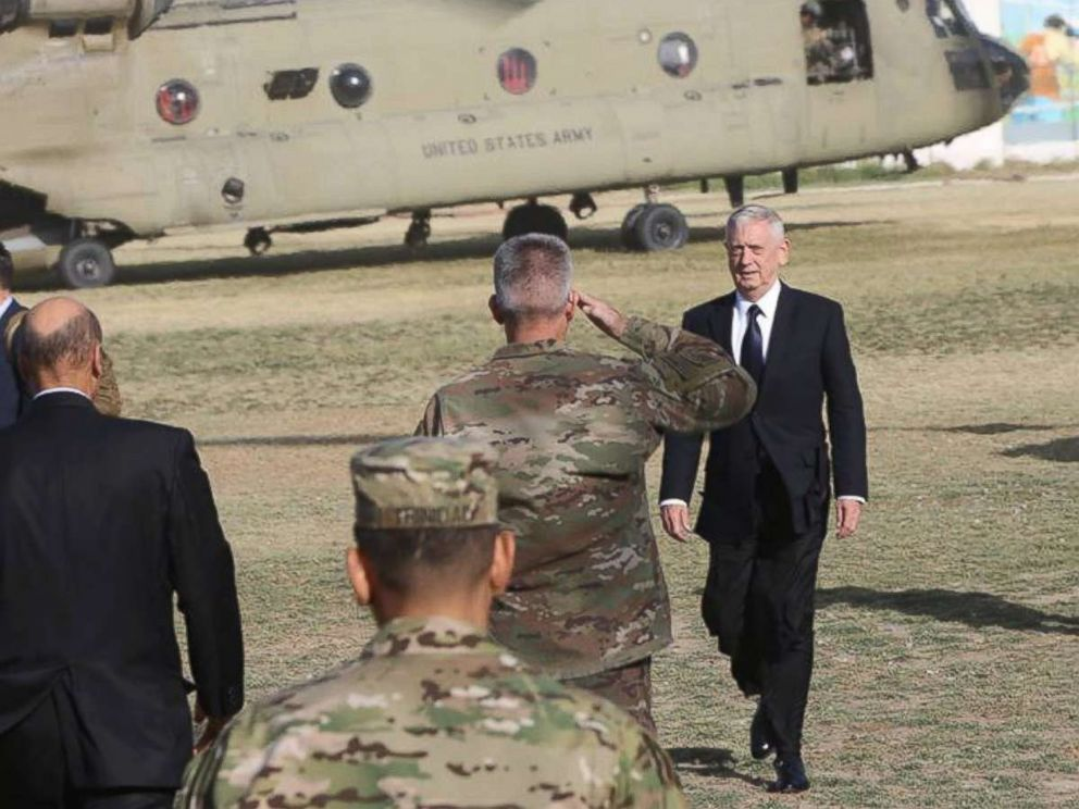 Image result for taliban airport attack against mattis