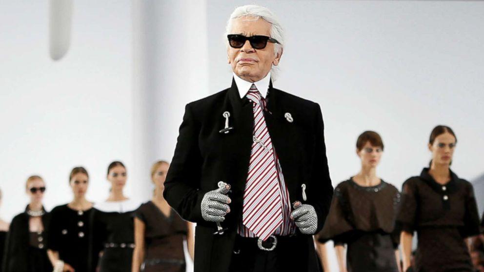 Longtime Chanel Creative Director Karl Lagerfeld Dies Abc7 Com