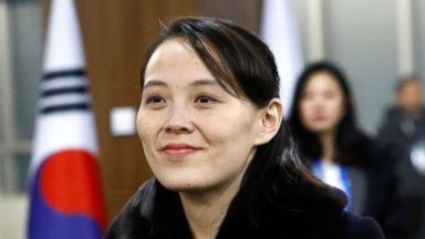 Kim Yo Jong, sister of North Korean leader, steps further into spotlight at inter-Korean summit