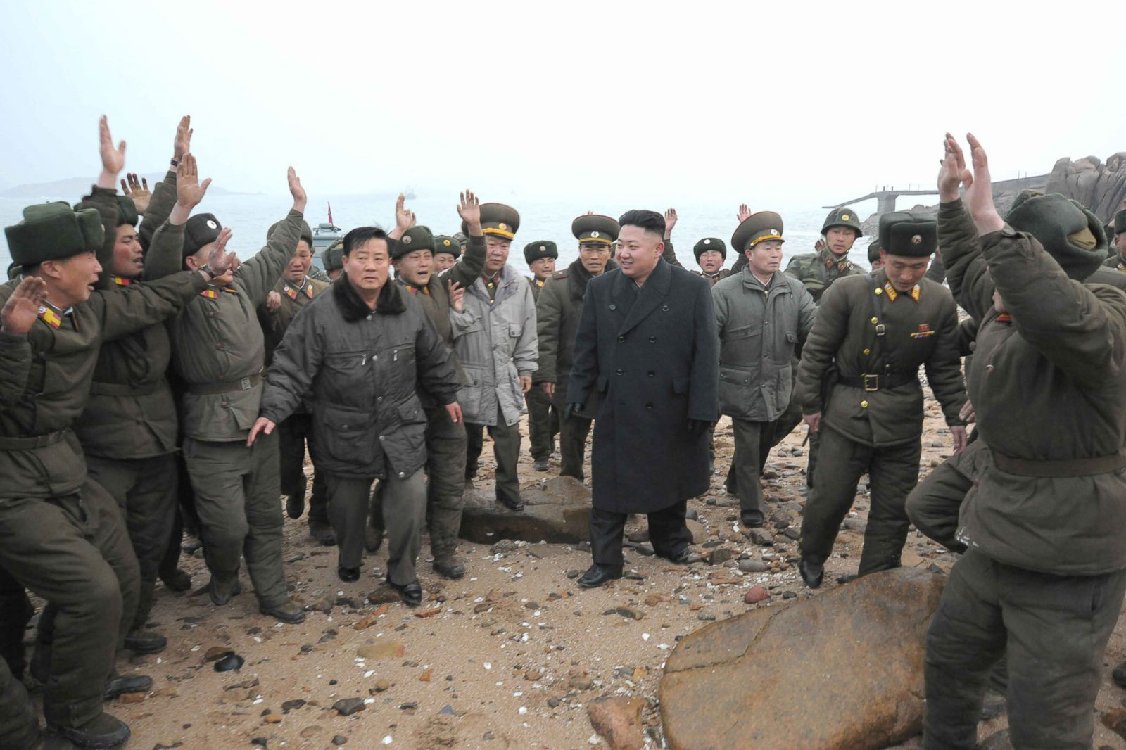 North Korea Military Porn -