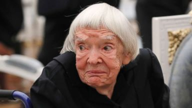 Legendary Russian human rights activist Lyudmila Alexeyeva dies at 91