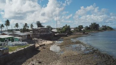 The Marshall Islands: A nation that fears it's on the brink of extinction
