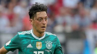 Mesut Ozil quits German national soccer team, citing 'racism and disrespect'