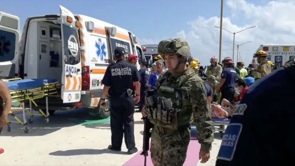 Us Closes Consular Agency In Mexico Bars Employee Travel