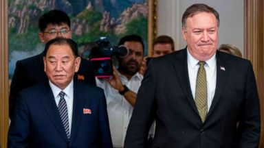 North Korea blasts 'regrettable' US attitude and 'gangster-like' demands after talks with Mike Pompeo