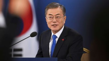 South Korean president optimistic on progress toward denuclearization