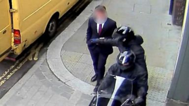 Moped gangs terrorize London in about 50,000 crimes per year, police say