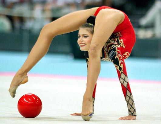 Putin Denies Affair With Beautiful Gymnast « Dvorak News Blog