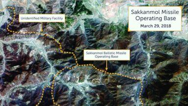 Amid stalled talks, North Korea keeps developing secret ballistic missile sites