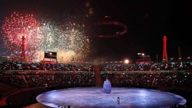 Olympics 2018: Opening ceremony 'Peace in Motion' kicks off Pyeongchang Winter Games