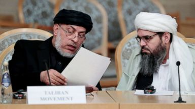Taliban, Afghan envoys meet for talks in Moscow