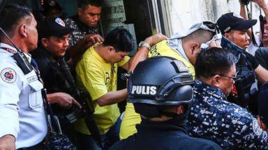 Three policemen convicted of murder in deadly Philippines drug war