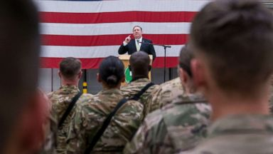 In face of security concerns, recent attacks, Pompeo claims progress in Afghanistan
